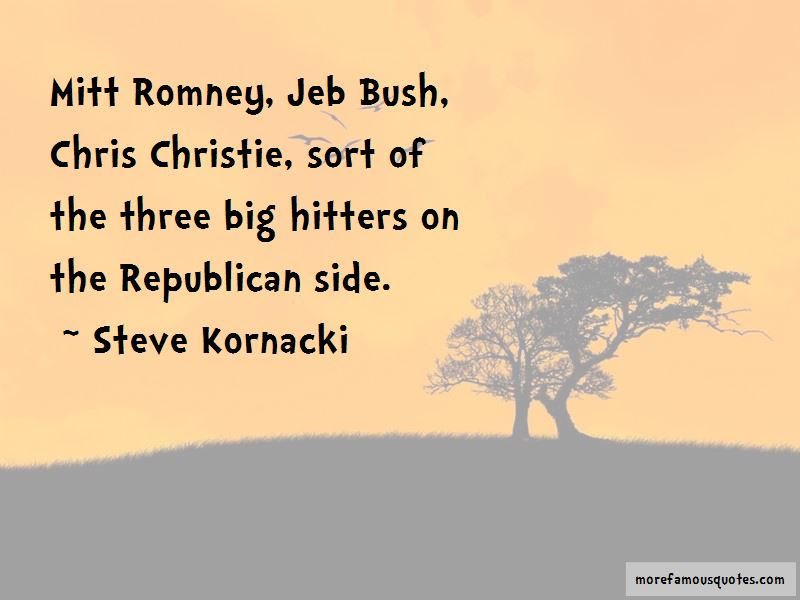 Steve Kornacki Quotes Pictures 2