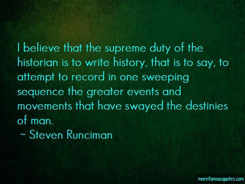 Steven Runciman Quotes Pictures 3