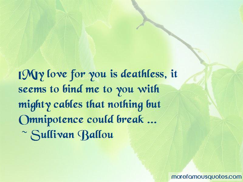 Sullivan Ballou Quotes Pictures 2