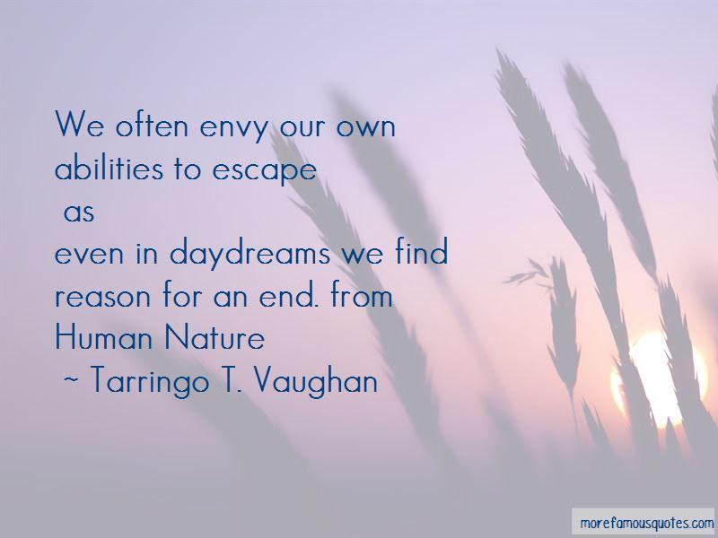 Tarringo T. Vaughan Quotes