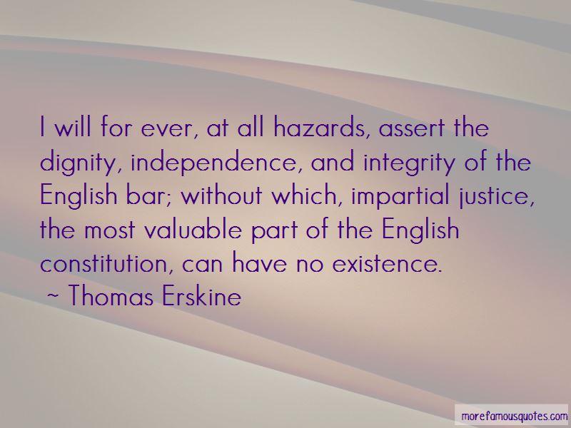 Thomas Erskine Quotes