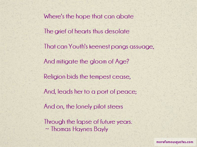 Thomas Haynes Bayly Quotes Pictures 4