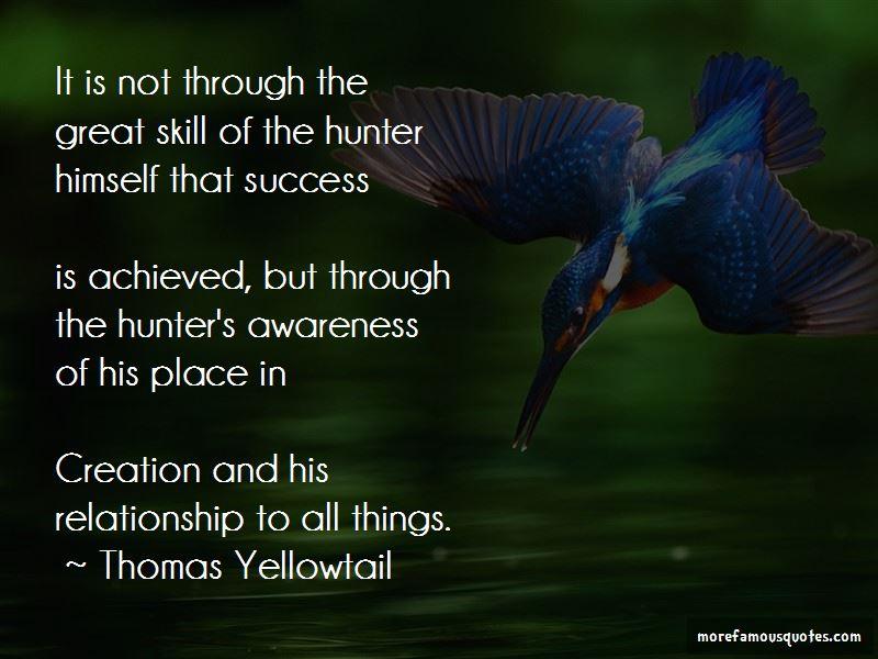 Thomas Yellowtail Quotes Pictures 3