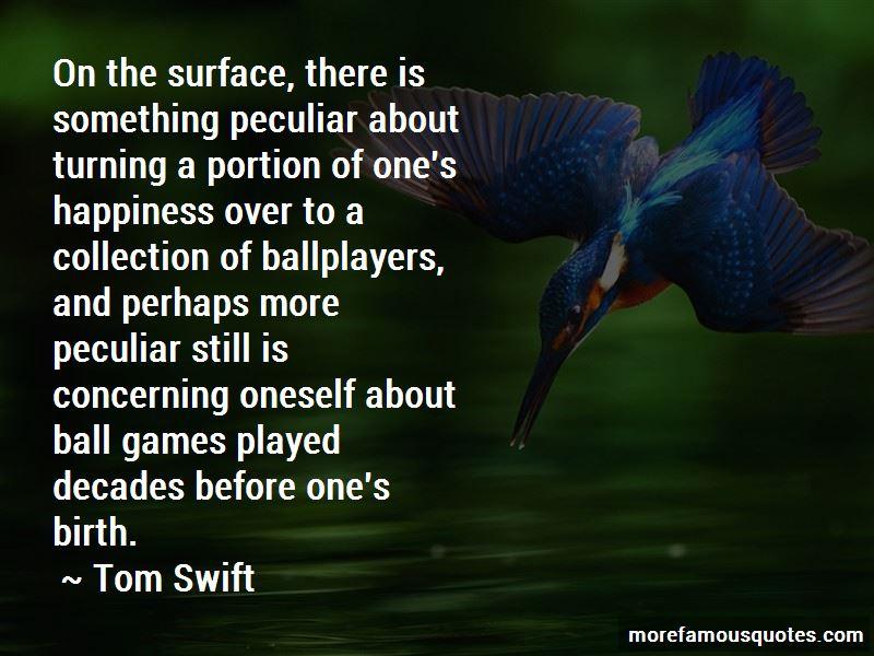 Tom Swift Quotes