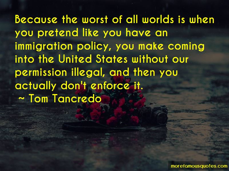 Tom Tancredo Quotes Pictures 2