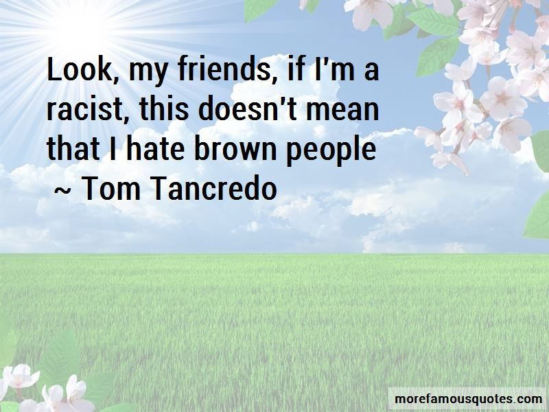 Tom Tancredo Quotes Pictures 3