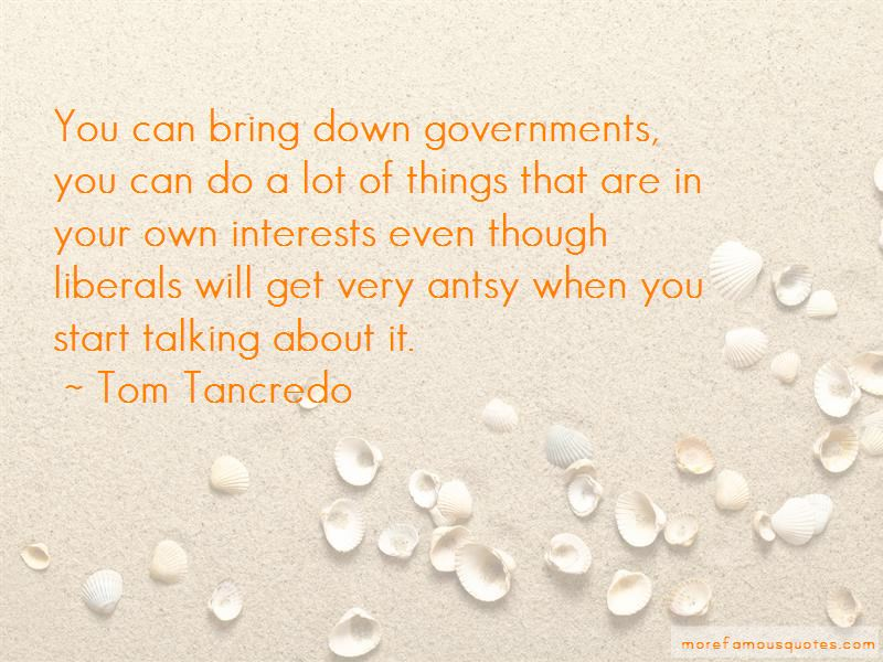 Tom Tancredo Quotes Pictures 4