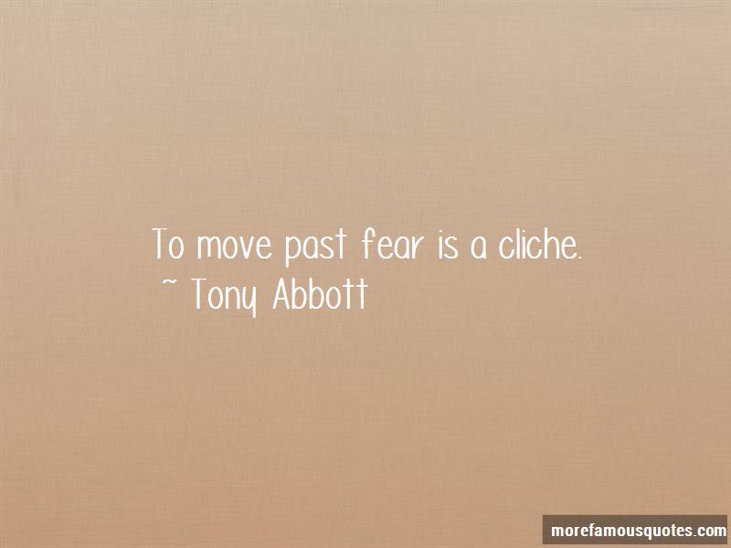 Tony Abbott Quotes