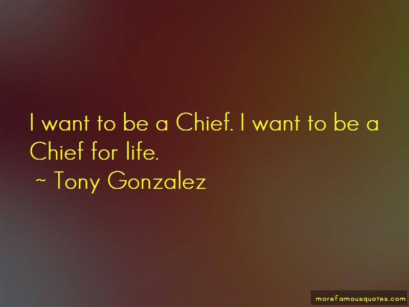 Tony Gonzalez Quotes Pictures 2