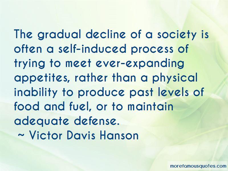 Victor Davis Hanson Quotes Pictures 4