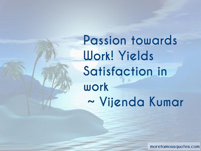 Vijenda Kumar Quotes