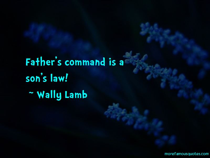 Wally Lamb Quotes Pictures 3