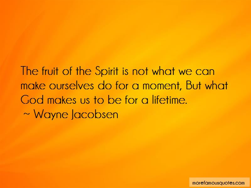 Wayne Jacobsen Quotes Pictures 3