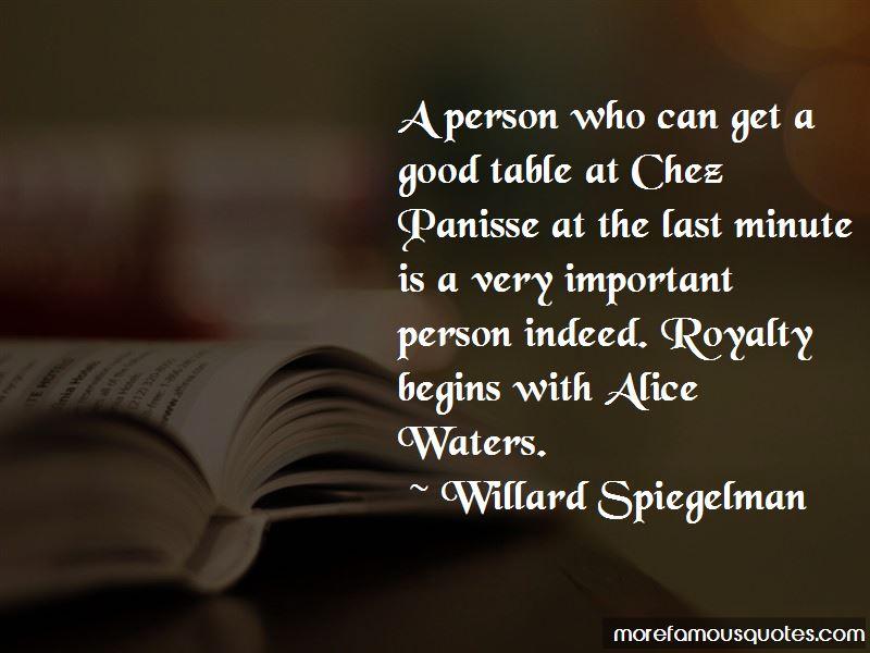 Willard Spiegelman Quotes