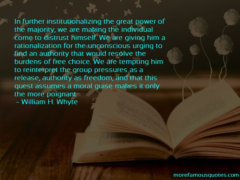 William H. Whyte Quotes Pictures 3
