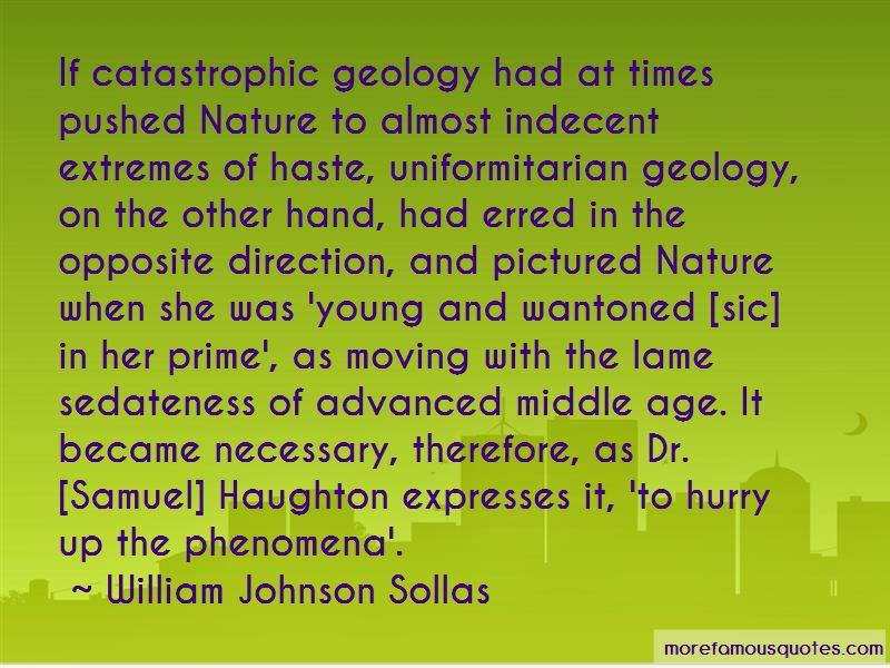 William Johnson Sollas Quotes Pictures 2