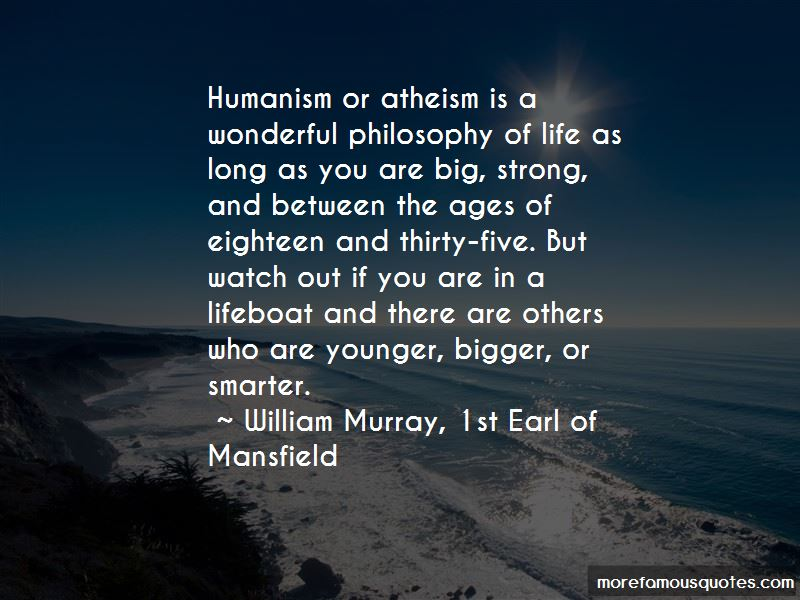 William Murray, 1st Earl Of Mansfield Quotes Pictures 3