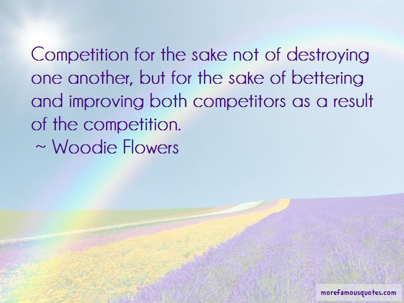 Woodie Flowers Quotes