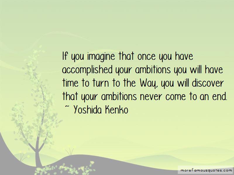 Yoshida Kenko Quotes Pictures 3
