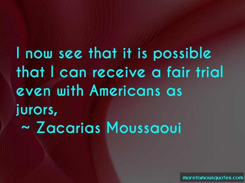 Zacarias Moussaoui Quotes Pictures 3