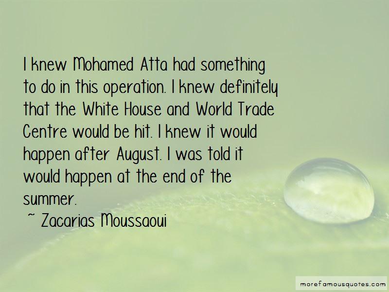 Zacarias Moussaoui Quotes
