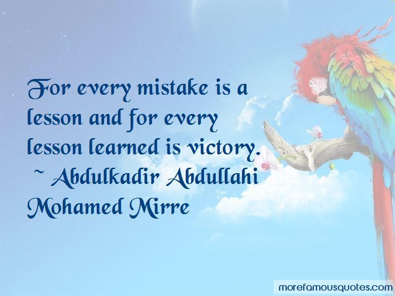 Abdulkadir Abdullahi Mohamed Mirre Quotes Pictures 2