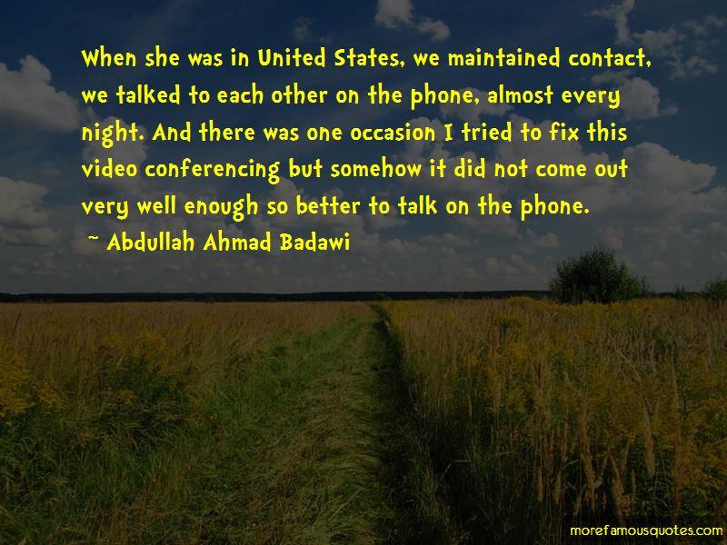 Abdullah Ahmad Badawi Quotes Pictures 4