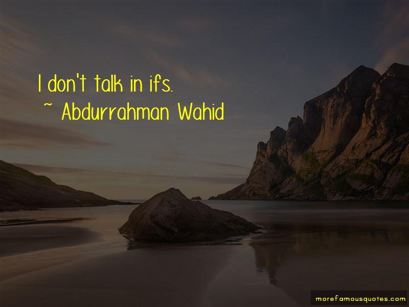 Abdurrahman Wahid Quotes Pictures 2