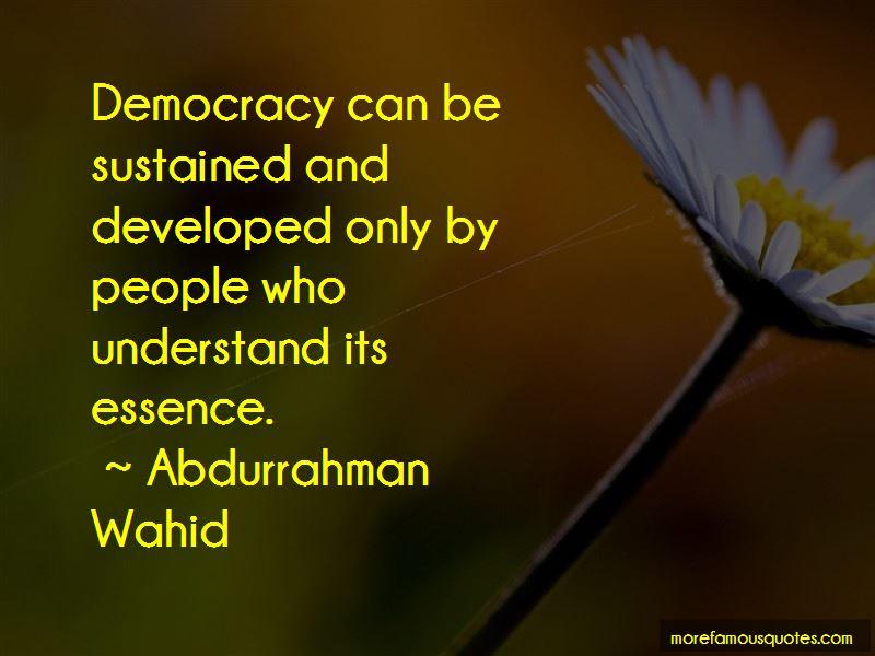 Abdurrahman Wahid Quotes Pictures 4