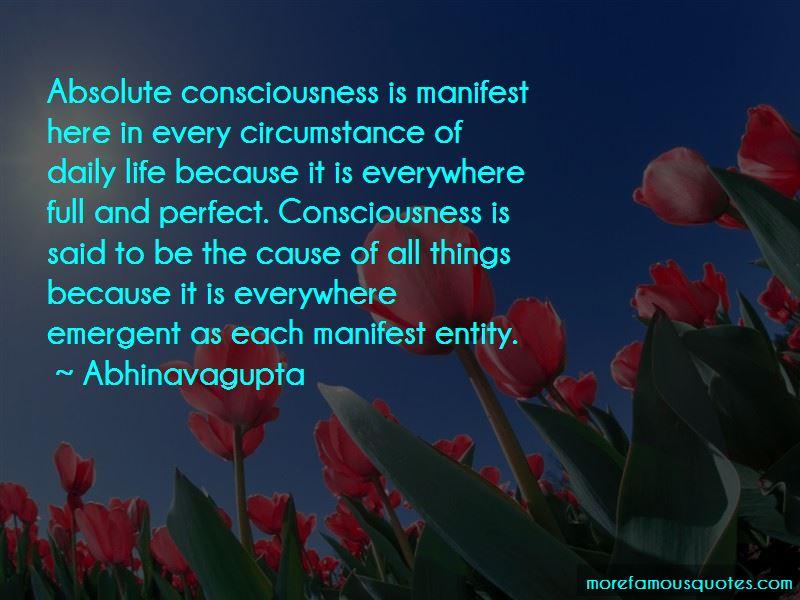 Abhinavagupta Quotes