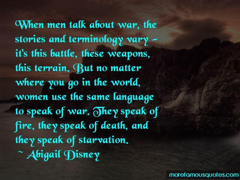 Abigail Disney Quotes