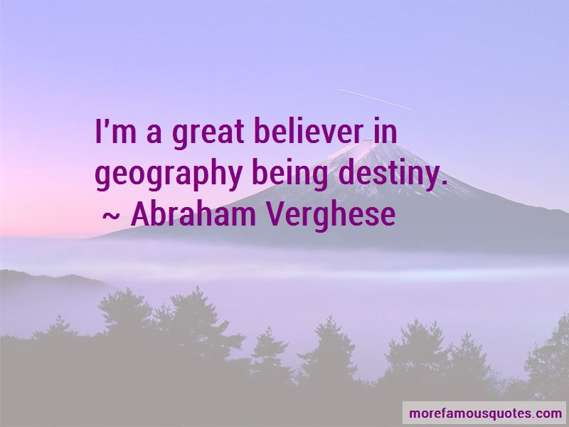 Abraham Verghese Quotes Pictures 2