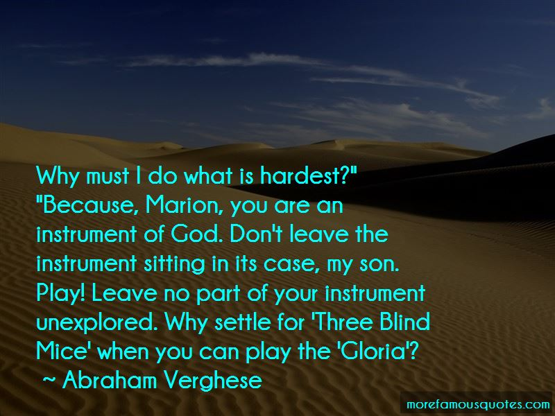 Abraham Verghese Quotes Pictures 3