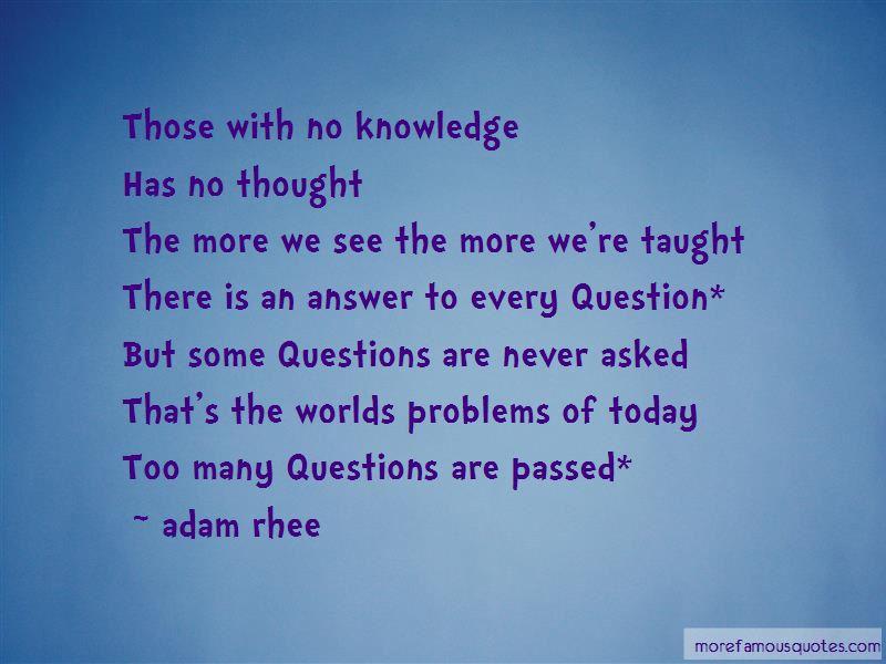 Adam Rhee Quotes Pictures 2
