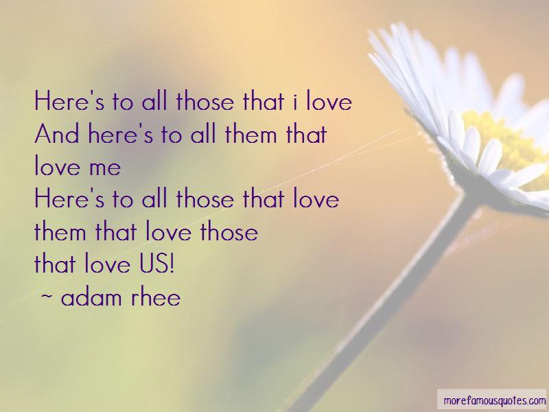 Adam Rhee Quotes Pictures 3