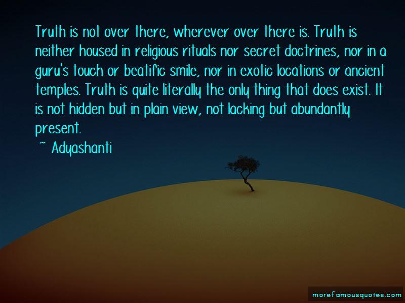 Adyashanti Quotes New Adyashanti Quotes Top 286 Famous Quotesadyashanti