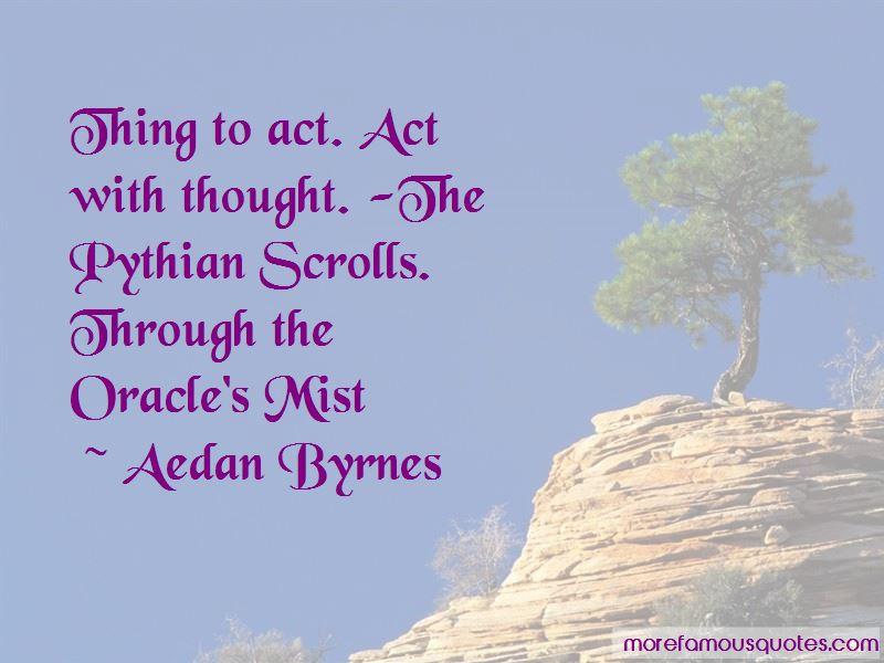 Aedan Byrnes Quotes Pictures 2