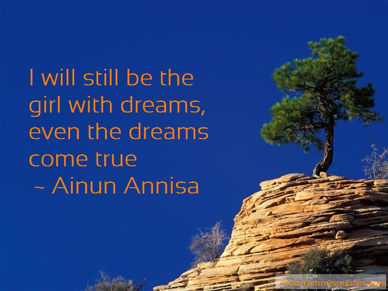 Ainun Annisa Quotes Pictures 4