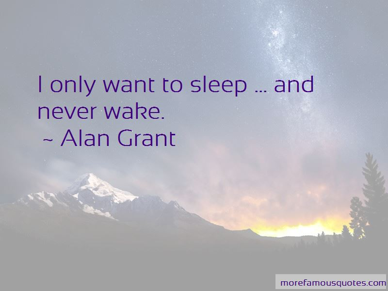 Alan Grant Quotes Pictures 3
