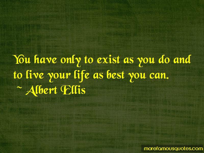 Albert Ellis Quotes Pictures 3