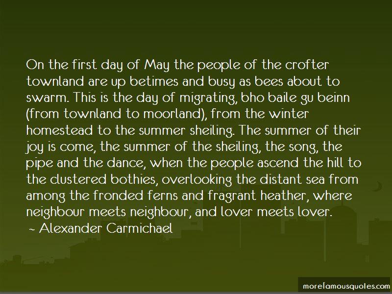 Alexander Carmichael Quotes