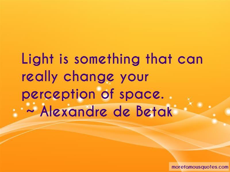 Alexandre De Betak Quotes Pictures 2