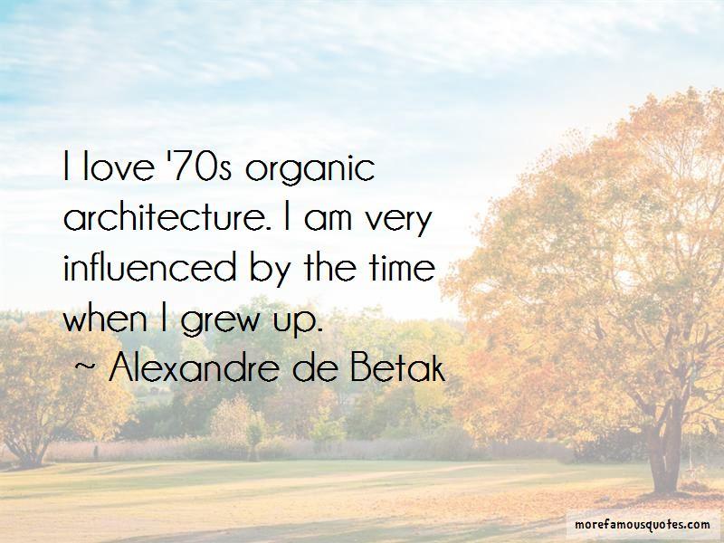 Alexandre De Betak Quotes Pictures 3