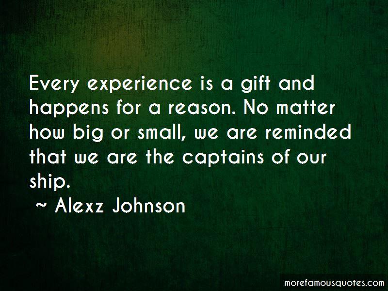 Alexz Johnson Quotes