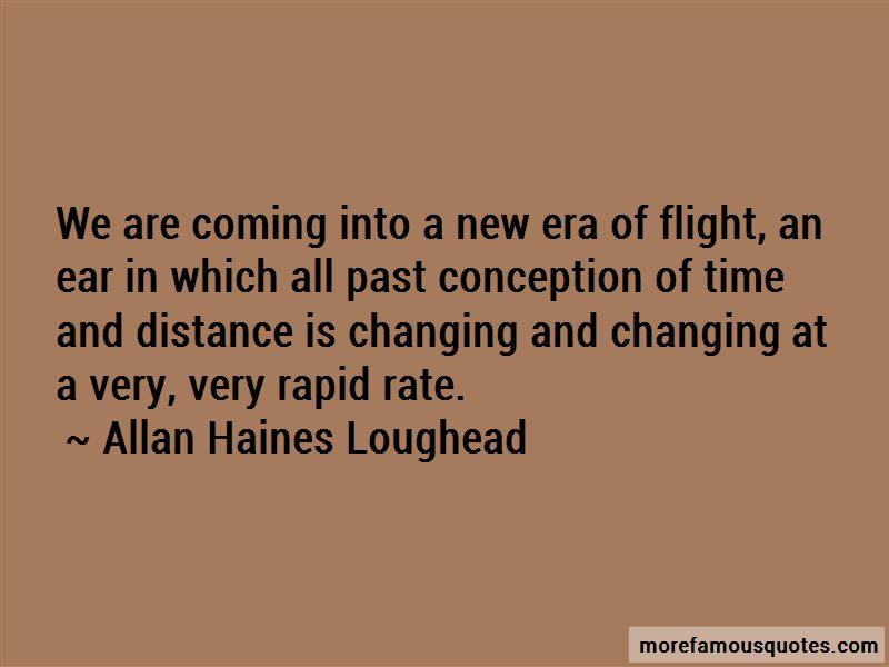 Allan Haines Loughead Quotes