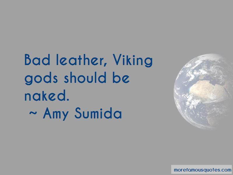 Amy Sumida Quotes Pictures 2