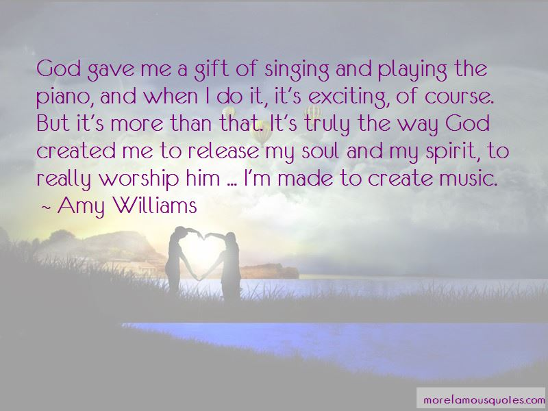 Amy Williams Quotes