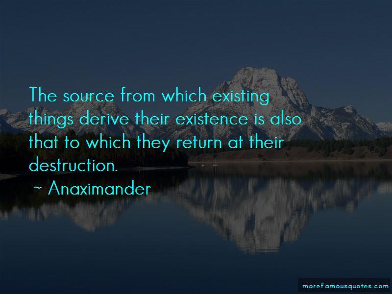 Anaximander Quotes Pictures 4