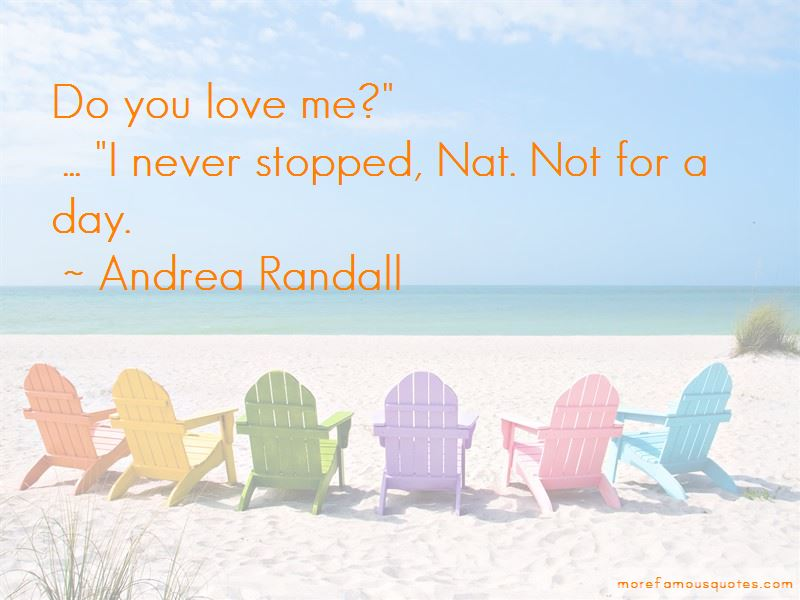 Andrea Randall Quotes Pictures 4