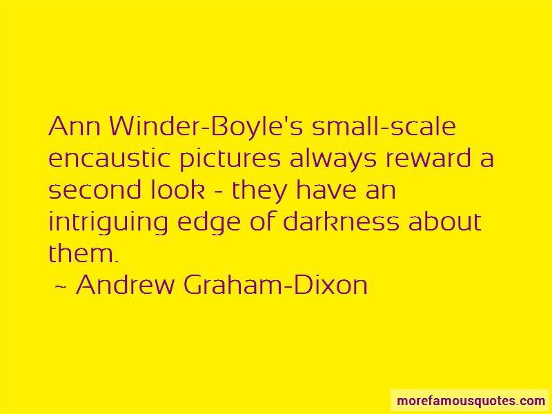 Andrew Graham-Dixon Quotes Pictures 2